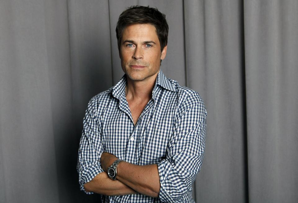 Rob Lowe returns to the '80s with TV miniseries