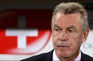 FIFA to discipline Hitzfeld after gesture