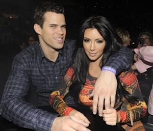 """Kris Humphries and Kim Kardashian watch Prince perform during his """"Welcome 2 America"""" tour at Madison Square Garden in New York City on February 7, 2011 -- WireImage"""