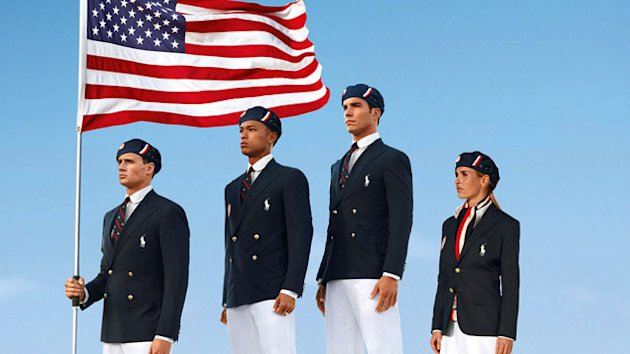 Lawmakers Want 'Made in China' U.S. Olympic Uniforms Burned (ABC News)