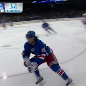 Carolina Hurricanes at NY Rangers Rangers - 11/30/2015