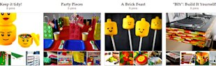 See How LEGO Interlocks on Social Media image 03 Pinterest9