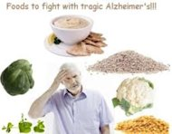 Diet for Alzheimer's Disease
