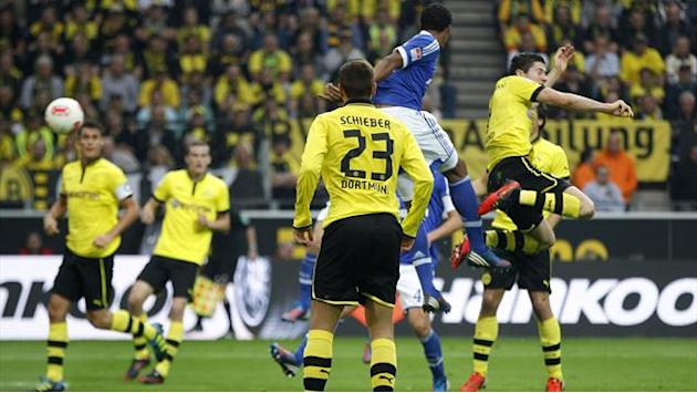 Bundesliga - European Match of the Weekend: Schalke v Dortmund