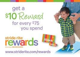 Stride Rite® Passes Million Member Mark in First-Ever Loyalty Program