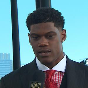 Nebraska defensive lineman Randy Gregory on failed drug test: 'I'm trying to learn from it'