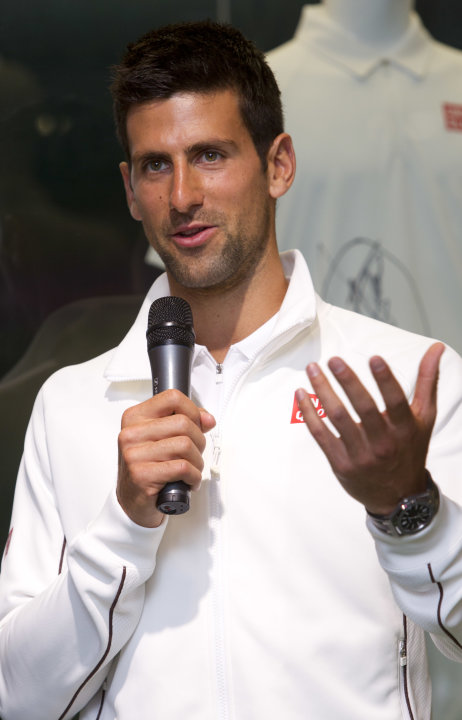 UNIQLO Wimbledon - Collection Launch