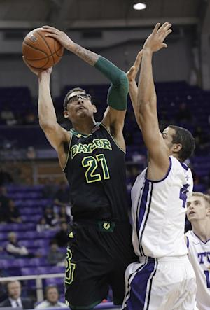 Baylor makes 16 3-pointers in 91-58 win at TCU