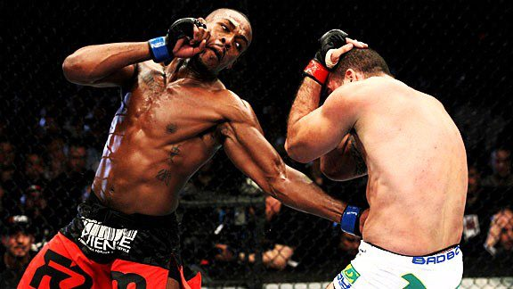 UFC 159: Entrevista Previa a Jon Jones