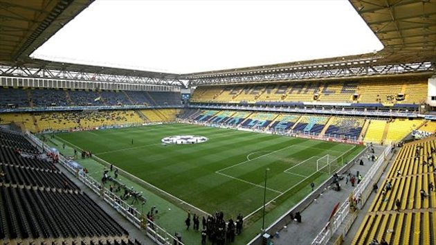 There will be no European football at Fenerbahce's Sukru Saracoglu Stadium this season or next