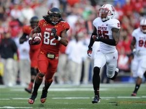 NC State holds off Maryland 20-18