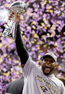 Ray Lewis | Photo Credits: Ezra Shaw/Getty Images