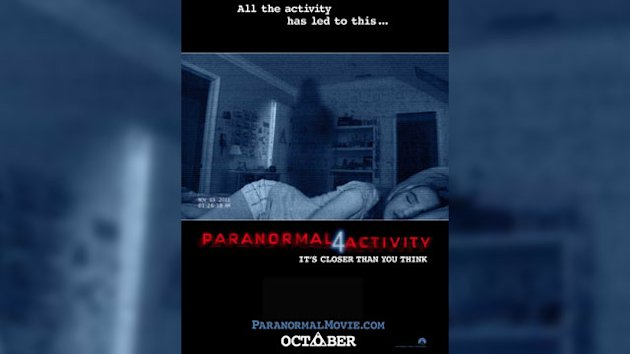 'Paranormal' Garners Major Box Office 'Activity'