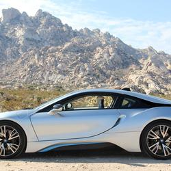 Video Review: BMW i8 Hybrid Supercar