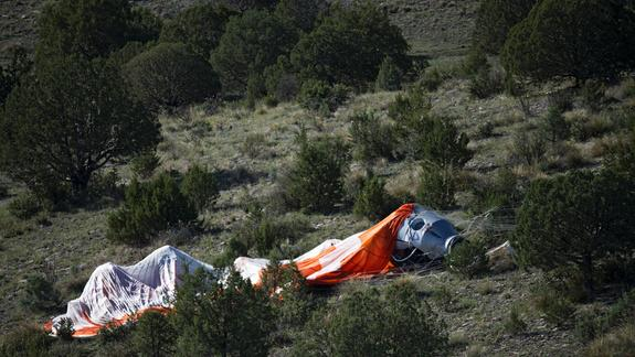 Skydiver's Record-Breaking 'Space Jump' Delayed by Damaged Capsule