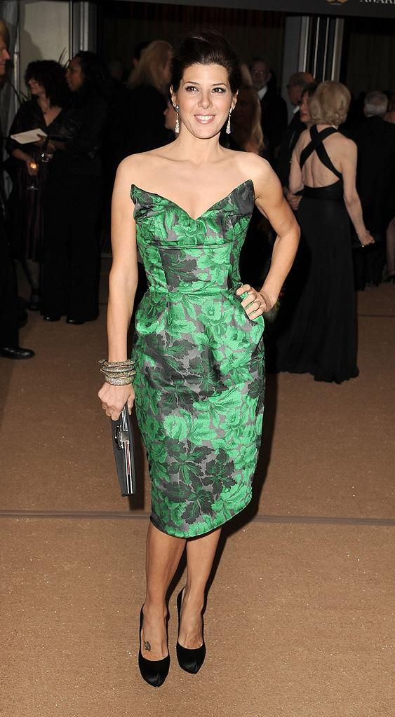 2nd Annual AMPAS Governors Awards 2010 Marisa Tomei