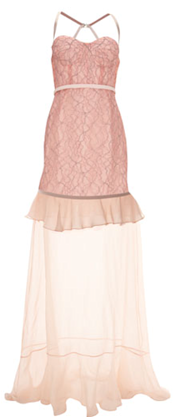topshop wedding dress