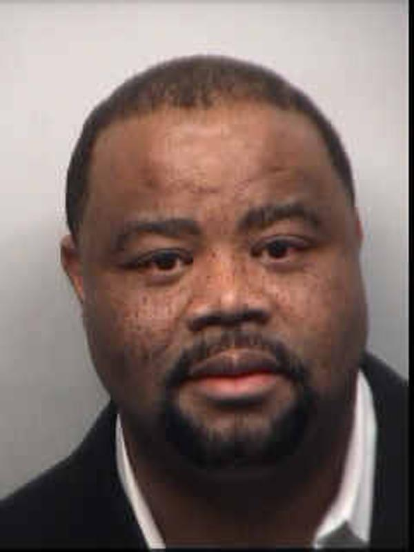 This Tuesday, April 2, 2013 booking photo provided by the Fulton County Sheriff shows Christopher Waller. Waller is among the thirty-five educators within the Atlanta school system, including former Superintendent Dr. Beverly Hall, who were named in a 65-count indictment last week that alleges a broad conspiracy to cheat, conceal cheating or retaliate against whistleblowers in an effort to bolster student test scores and, as a result, receive bonuses for improved student performance. Prosecutors set a Tuesday deadline for all defendants to surrender to authorities.  (AP Photo/Fulton County Sheriff)