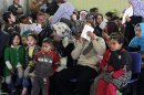 Syrian refugees top 1 million, rebels take city