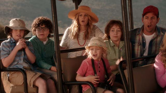 'Blended' Theatrical Trailer