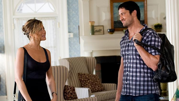 The Bounty Hunter Production Photos 2010 Columbia Pictures Jennifer Aniston Gerard Butler