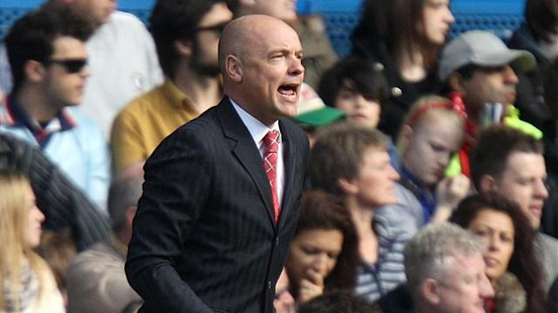 Uwe Rosler, Brentford manager (PA Photos)