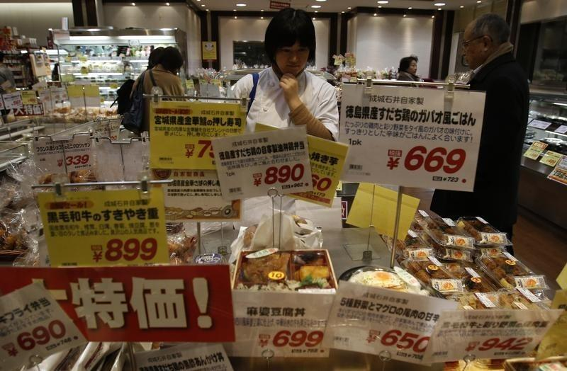Japan core consumer inflation grinds to halt, keeps BOJ pressured
