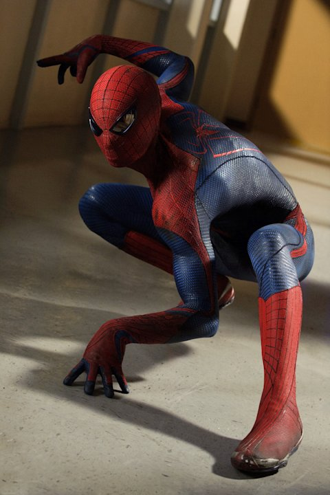 The Amazing Spider Man Columbia Pictures 2012 Andrew Garfield