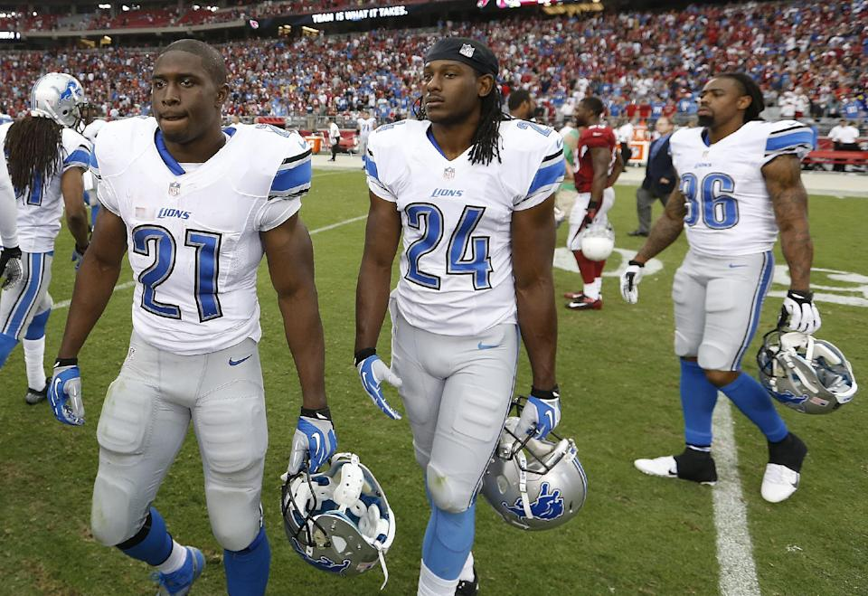 Lions hold out RB Reggie Bush out of practice