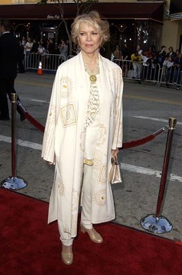 Ellen Burstyn at the LA premiere of Divine Secrets of the Ya Ya Sisterhood