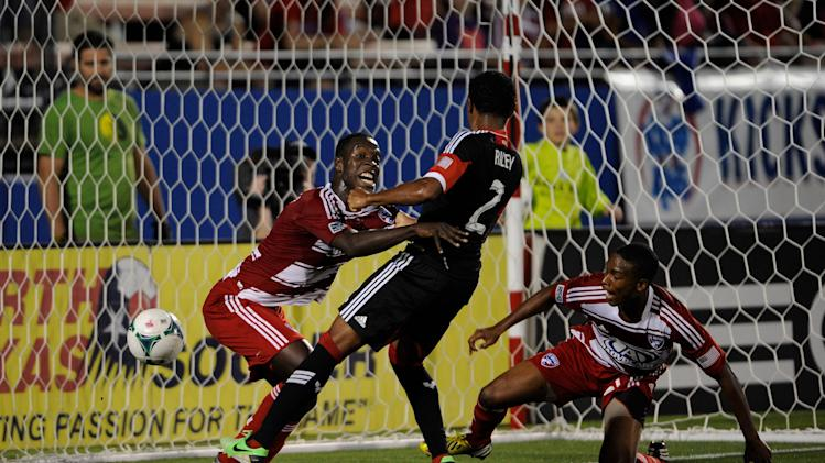 MLS: D.C. United at FC Dallas
