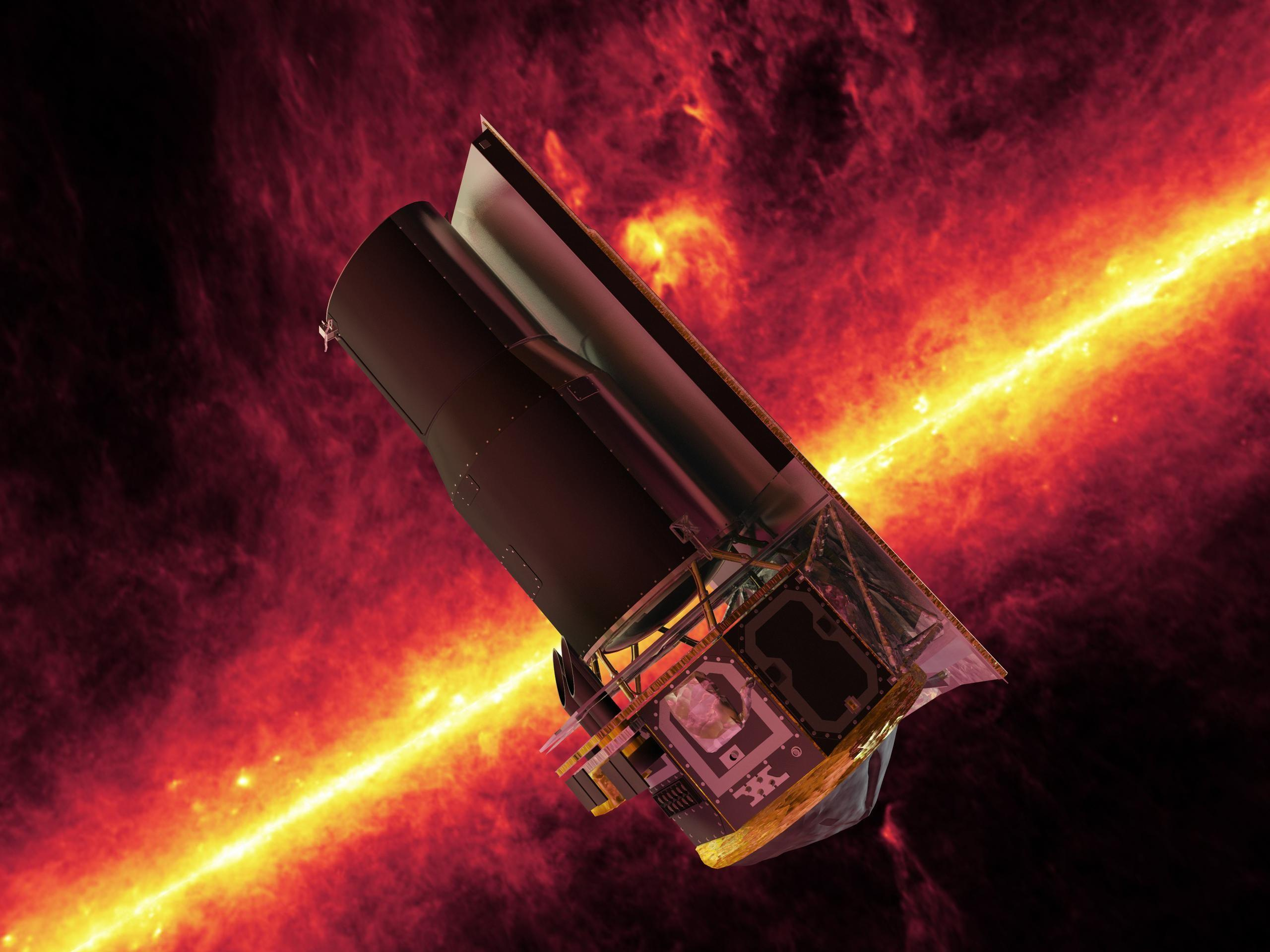 Spitzer Space Telescope prepares for the final phase of its mission