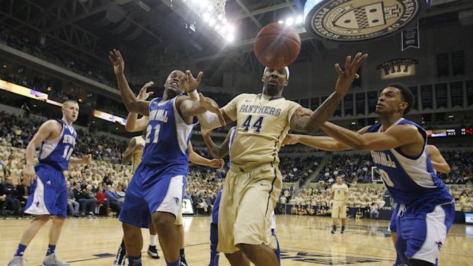 NCAA Basketball: Seton Hall at Pittsburgh