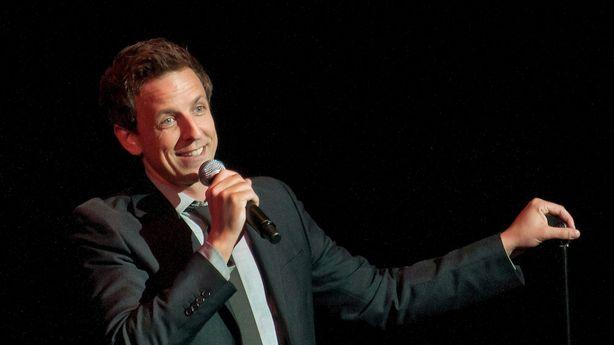 Seth Meyers Is Officially Fallon's Successor on 'Late Night'