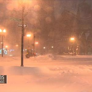 Eye Opener: Blizzard slams Northeast