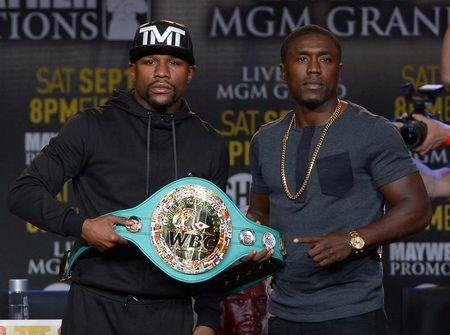Berto 'on a mission' to unseat Mayweather