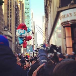15 Thanksgiving Day Parade Photos from Mashable Readers