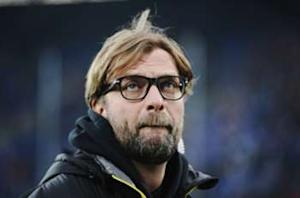 Klopp writes off Dortmund's title hopes