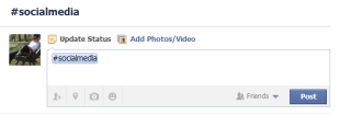 Facebook Updates: Hashtags and Filtering Pages in the Newsfeed image Facebook hashtags 3