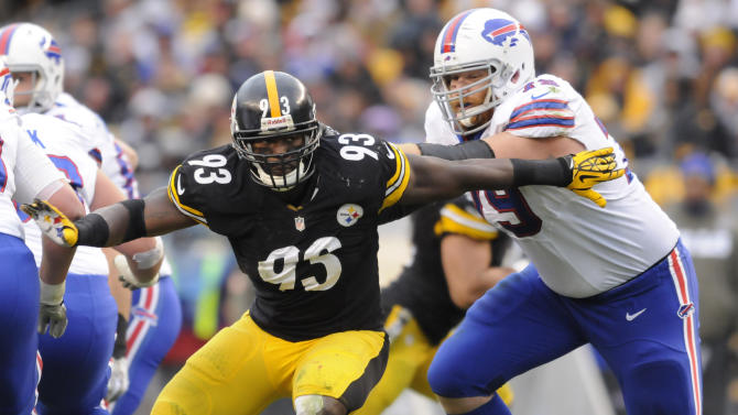NFL: Buffalo Bills at Pittsburgh Steelers