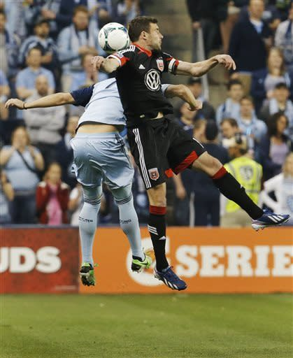 Sporting Kansas City blanks United 1-0