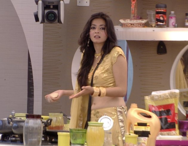 Mad over parathas on Bigg Boss