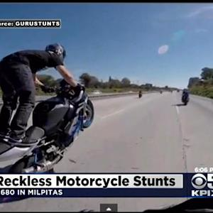 CHP Arrests Man Accused Of Filming Bikers Harassing Officer On I-680 In Milpitas