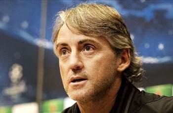 Manchester City is 'not ready' to win the Champions League, admits Mancini