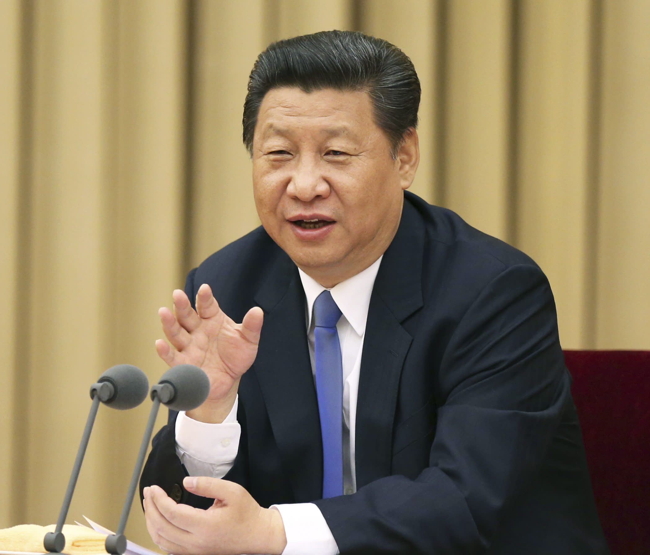 Chinese leader: Religions must be free of foreign influence