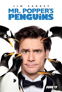 Poster of Mr. Popper&#39;s Penguins