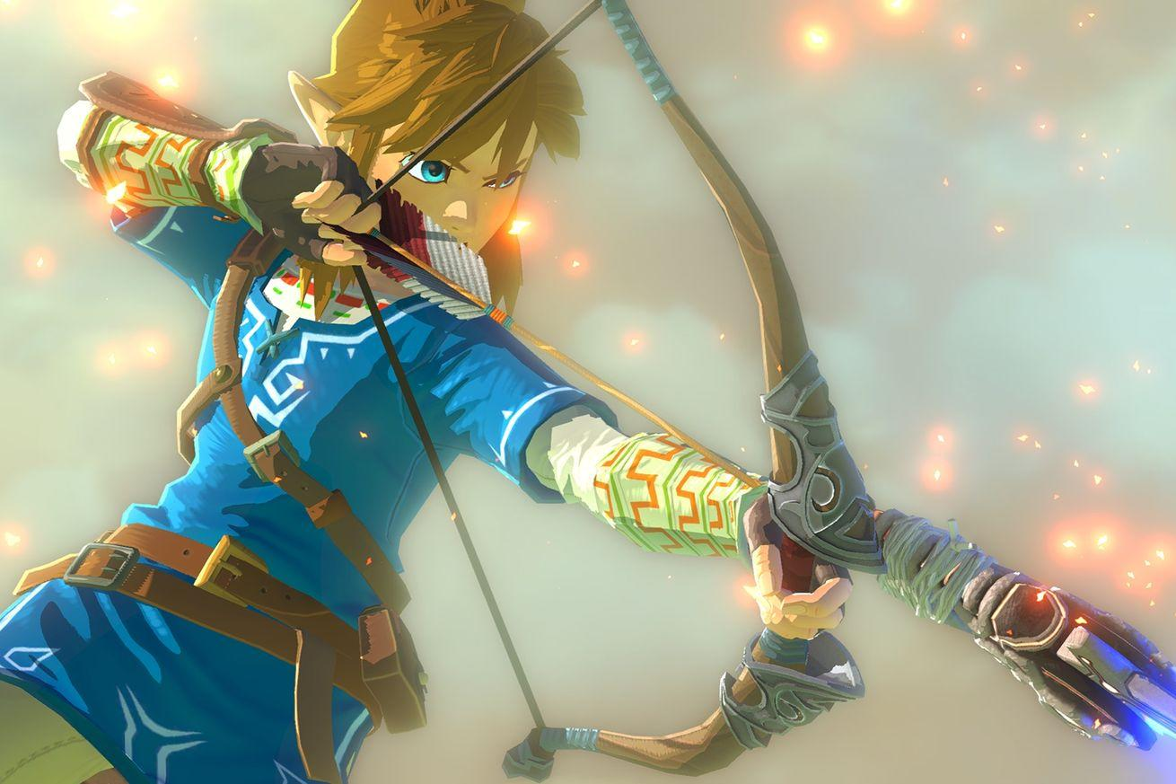 The Legend of Zelda on Wii U won't come out in 2015