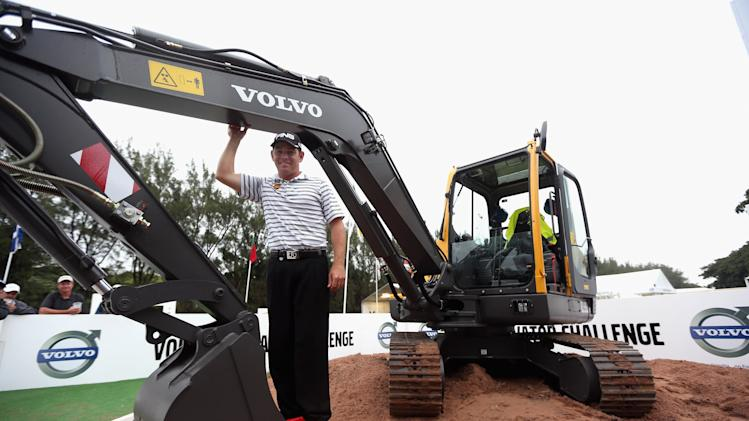 Volvo Golf Champions - Day Two