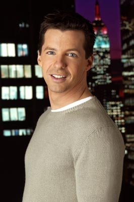 Sean Hayes as Jack McFarland on NBC's Will and Grace 