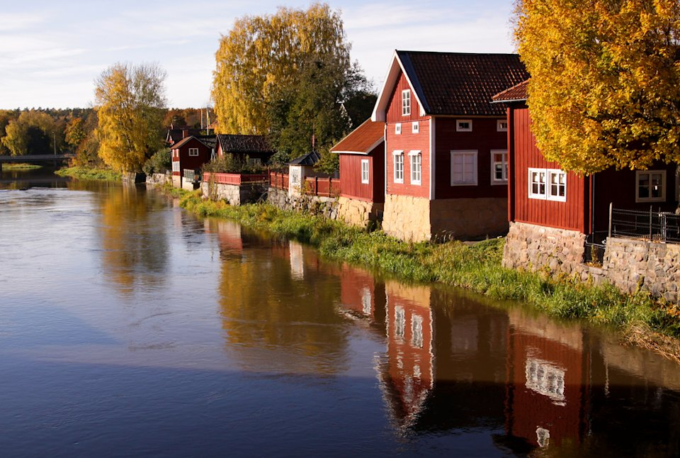 Sweden is the best place to grow old, according to a UN-backed study.